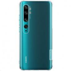 Nillkin Nature TPU Case pro Xiaomi Mi Note 10 / 10 Pro Transparent