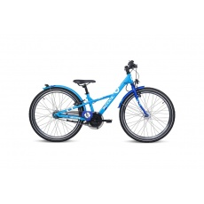 S'COOL  Detský bicykel XXlite alloy 7s modrý