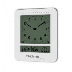 TechnoLine WT 745W - Budík s analogovým LCD displejem a teploměrem