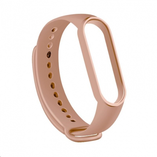 RhinoTech for Xiaomi Mi Band 5 Strap Flesh Pink