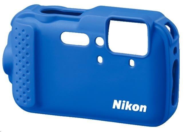 NIKON CF-CP001 silikonový návlek - modrý