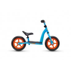 S'COOL Detské odrážadlo pedeX easy 10 modro/oranžové