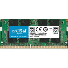 Crucial 16GB DDR4-2666 SODIMM CL19