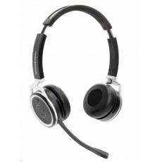 Grandstream GUV3050 náhlavní souprava na obě uši s Bluetooth