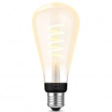 Philips Hue White Ambiance 7W 550 Filament ST72 E27