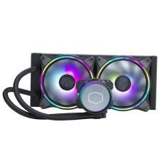 Cooler Master vodní chladič MasterLiquid ML240 Illusion, 2x120mm ARGB, černá