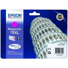 "EPSON Ink bar WF-5xxx Series Ink Cartridge ""Pisa"" 79 XL Magenta (17,1 ml)"