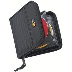 Case Logic pouzdro CDW32 pro CD / DVD, kapacita 32 disků, černá