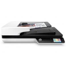 HP Scanjet Pro 4500 fn1 (A4, 1200x1200, USB 2.0, Ethernet, Wi-Fi,  podavač dokumentů)