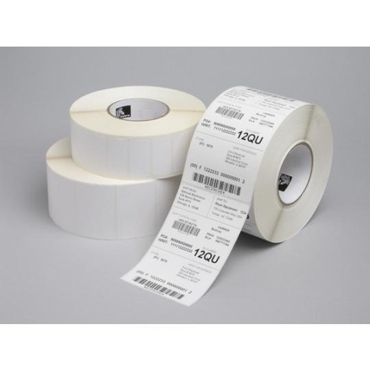 Zebra etiketyZ-Perform 1000T, 51x25mm, 2580 etiket