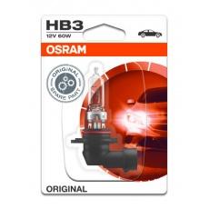 OSRAM autožárovka HB3 STANDARD 12V 60W P20d (Blistr 1ks)