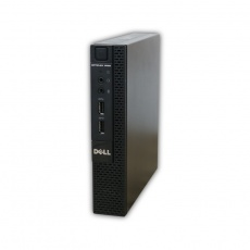 Počítač Dell OptiPlex 3020 micro Intel Pentium G3250T 2,8 GHz, 4 GB RAM, 128 GB SSD, Intel HD, bez mech., el. kľúč Windows 10 PRO