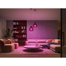 Philips Hue White and Color Ambiance 9W 1100 E27 malý starter kit