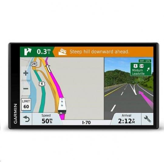 Garmin GPS navigace Camper 780T-D Europe45