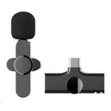 Viking bezdrátový mikrofon M360, konektor USB-C
