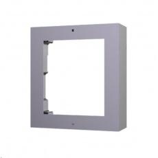 HIKVISION DS-KD-ACW1, rámeček pro modulární interkom, pro 1 modul, povrchová montáž