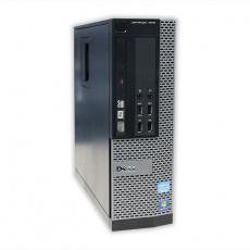 Počítač Dell OptiPlex 7010 SFF Intel Core i3 3240 3,4 GHz, 4 GB RAM, 250 GB HDD, Intel HD, DVD-ROM, COA štítok Windows 7 PRO