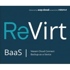 ReVirt BaaS | Veeam Agent for Workstation (OS/1M)