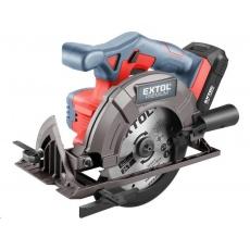 Extol Premium 8891822 SHARE20V, 165mm, 20V Li-ion, 2000mAh