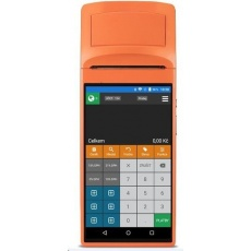 SUNMI Rakeeta V1s - mobilní  pokladna s tiskárnou