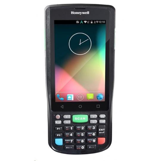 Honeywell EDA50K, 2D, SR, BT, 4G, NFC, num., GPS, Android