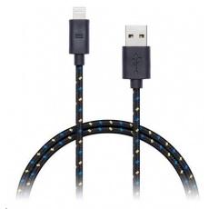 CONNECT IT Kabel Wirez Premium Apple Lightning - USB, 1m