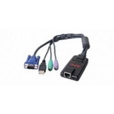 APC KVM 2G, Server Module, PS/2 with Virtual Media