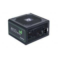 CHIEFTEC zdroj iARENA ECO GPE-500S, 500W, 120mm fan, PFC, účinnost >85%, Bronze, Retail