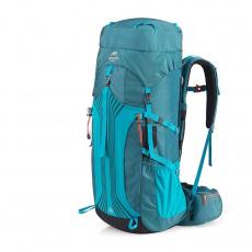 Naturehike trekový batoh Hiking 65+5l 1980g - modrý
