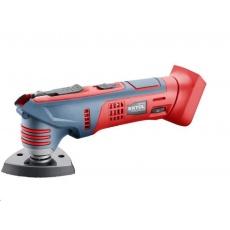 Extol Premium (8891843) bruska multifunkční aku SHARE20V, rychloupínací, 20V Li-ion, bez baterie a nabíječky