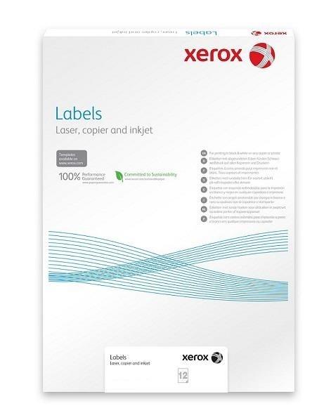 Xerox Papír Plastový samolepicí materiál - DuraPaperLabel (240g/50 listů, A4)