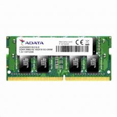 SODIMM DDR4 4GB 2666MHz CL19 ADATA Premier memory, 1024x8, Retail