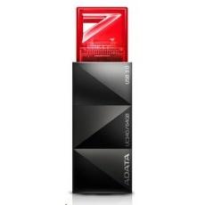 ADATA Flash Disk 64GB UC340, USB 3.0 DashDrive Choice, červená