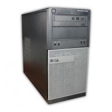 Počítač Dell OptiPlex 3020 tower Intel Core i5 4570S 2,9 GHz, 4 GB RAM, 500 GB HDD, Intel HD, DVD-RW, el. kľúč Windows 10 PRO