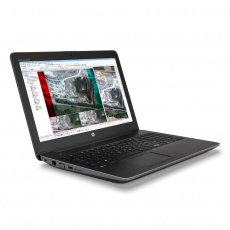 HP ZBook 15 G3- Core i7 6820HQ 2.7GHz/16GB RAM/512GB M.2 SSD/battery VD
