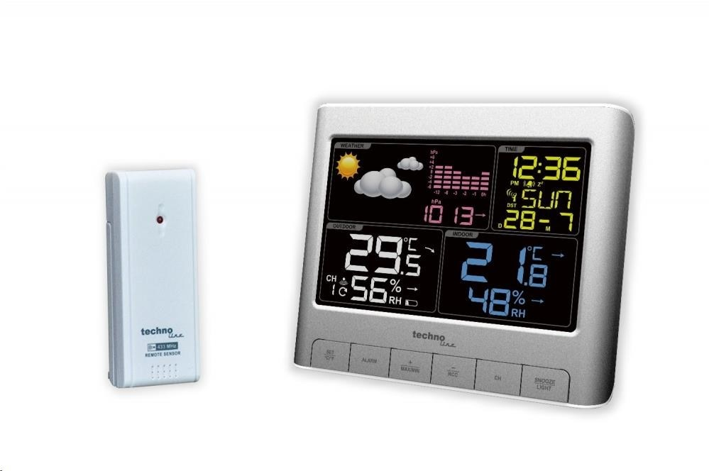 TechnoLine WS 6449 - meteorologická stanice