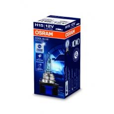 OSRAM autožárovka H15 COOL BLUE INTENSE 12V 15/55W PGJ23t-1 (Krabička 1ks)