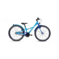 S'COOL  Detský bicykel XXlite alloy 3s modrý