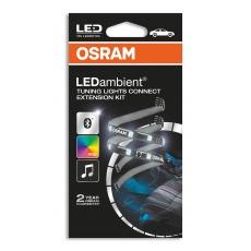 OSRAM LED pásek LEDambient® TUNING LIGHTS CONNECT osvětlení interiéru auta RBG, iOS Android, rozš. sada (Blistr 1)