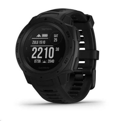Garmin GPS sportovní hodinky Instinct Tactical Black Optic