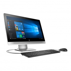HP EliteOne 800 G2 AiO- Core i3 6100 3.7GHz/8GB RAM/256GB SSD