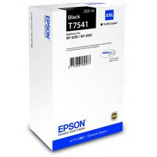 EPSON - poškozený obal - Ink čer WF-8xxx Series Ink Cartridge XXL Black - 10.000str. (202 ml)