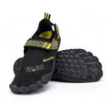 Naturehike boty do vody 300g vel. L - černá-žlutá