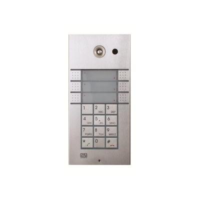 2N® Helios IP Vario - 3x 2 tlačítka, klávesnica