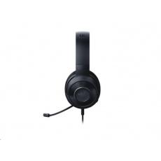 RAZER sluchátka Kraken X pro PC, černé, 3.5 mm jack, herní