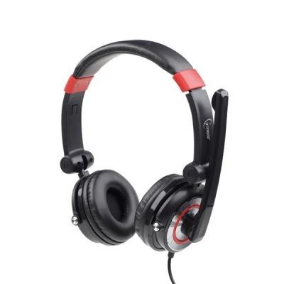 GEMBIRD sluchátka s mikrofonem MHS-5.1-001, USB, 5.1 zvuk