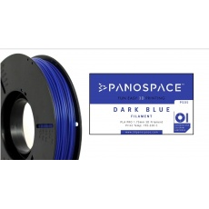 FILAMENT Panospace type: PLA -- 1,75mm, 326 gram per roll - Modrá