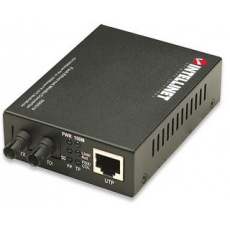 Intellinet Ethernet konvertor, 100Base-TX na 100Base-FX (ST) Multi-Mode, 2km