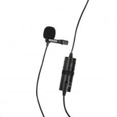 Doerr LV-30 Lavalier kravatový mikrofon pro kamery i mobily