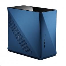 FRACTAL DESIGN skříň Era ITX, USB 3.1 Type-C, 2x USB 3.0, cobalt modrá, bez zdroje